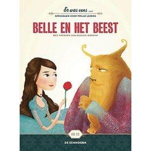 Alessia Mannini Belle en het beest: Leren lezen