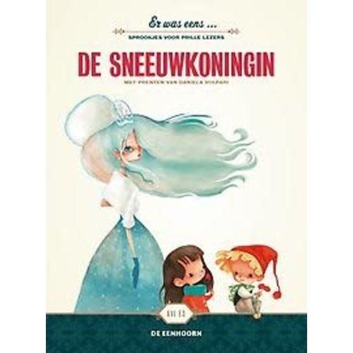 Daniela Volpari De sneeuwkoningin: Leren lezen