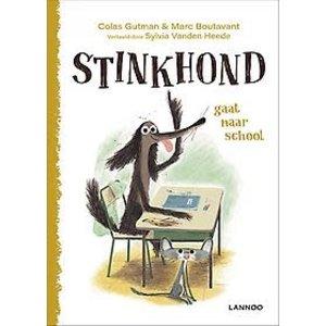 Colas Gutman Stinkhond Gaat Naar School