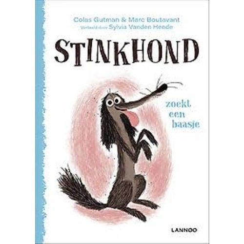 Colas Gutman Stinkhond Zoekt Een Baasje