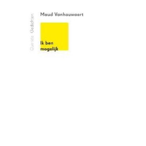 Maud Vanhauwaert ik ben mogelijk