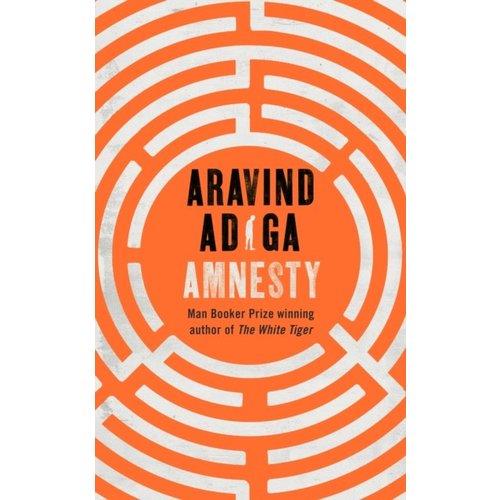 Aravind Adiga Amnesty