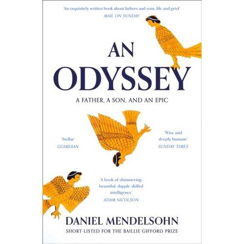 Daniel Mendelsohn An Odyssey