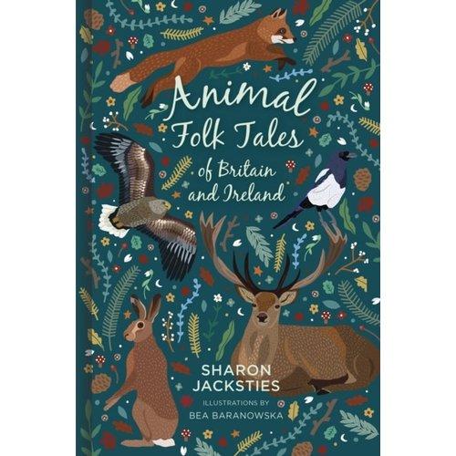 Animal Folk Tales of Britain and Ireland
