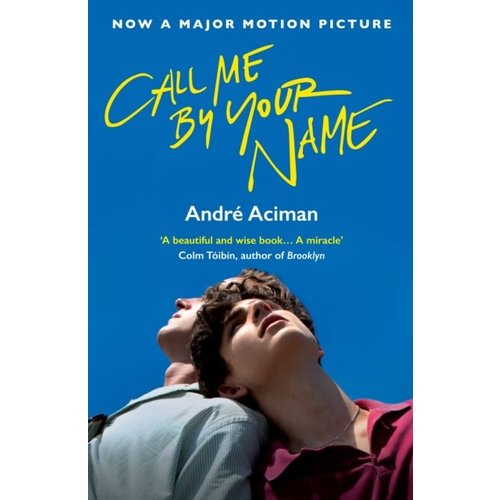 André Aciman Call Me By Your Name