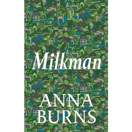 Anna Burns Milkman