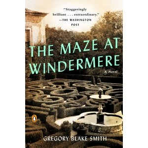 Gregory Blake Smith The Maze At The Windermere