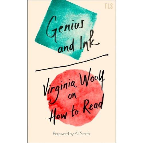Virginia Woolf Genius and Ink