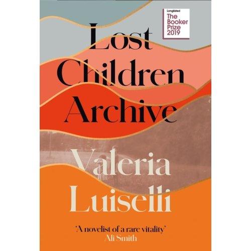 Valeria Luiselli Lost Children Archive