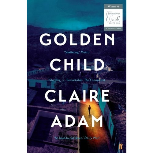Claire Adam Golden Child