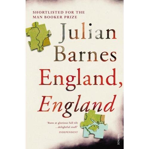 Julian Barnes England, England