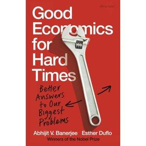 Abhijit Banerjee Good Economics for Hard Times