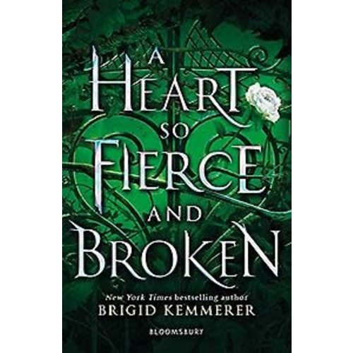 Brigid Kemmerer A Heart So Fierce And Broken