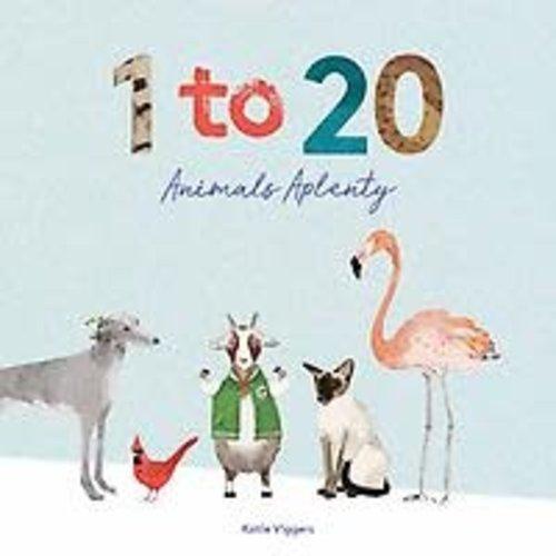 1 to 20: Animals  Aplenty