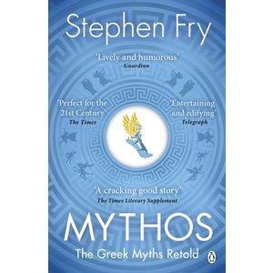 Stephen Fry Mythos: The Greek Myths Retold