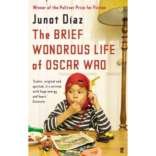 Junot Diaz The Brief Wondrous Life of Oscar Wao