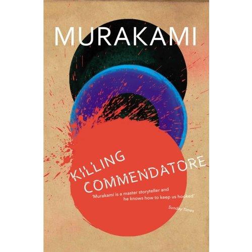 Haruki Murakami Killing Commendatore