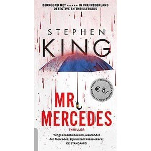 Stephen King Mr. Mercedes
