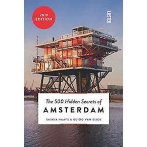 Saskia Naafs The 500 Hidden Secrets of Amsterdam