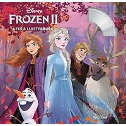 Disney Frozen II: Lees- en luisterboek