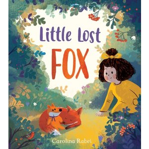 Carolina Rabei Little Lost Fox