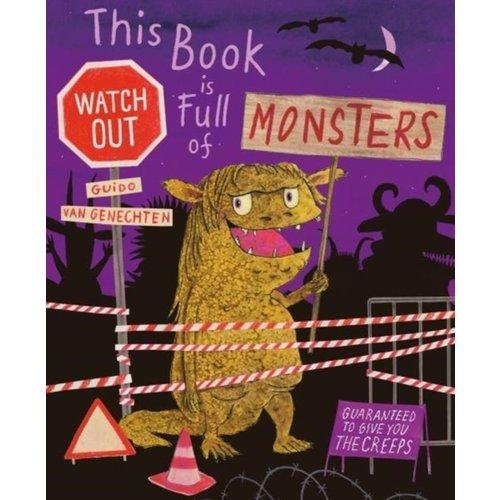 Guido Van Genechten This Book Is Full of Monsters