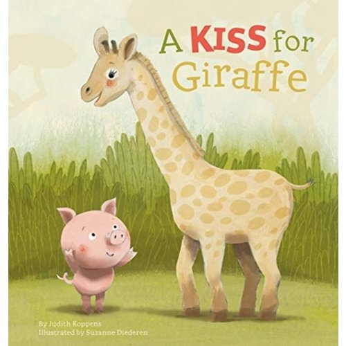 A Kiss for Giraffe