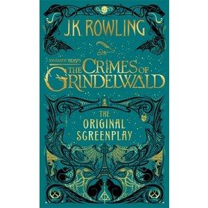 J.K. Rowling Fantastic Beasts: The Crimes of Grindelwald