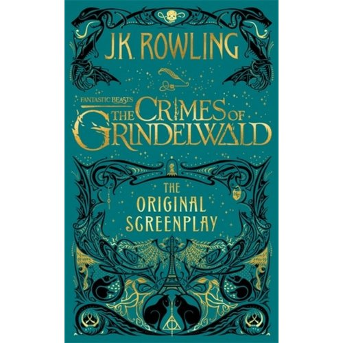 J.K. Rowling Fantastic Beasts: The Crimes of Grindelwald