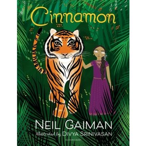 Neil Gaiman Cinnamon