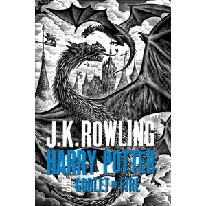 J.K. Rowling Harry Potter and the Goblet of Fire