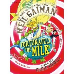 Neil Gaiman Fortunately, The Milk