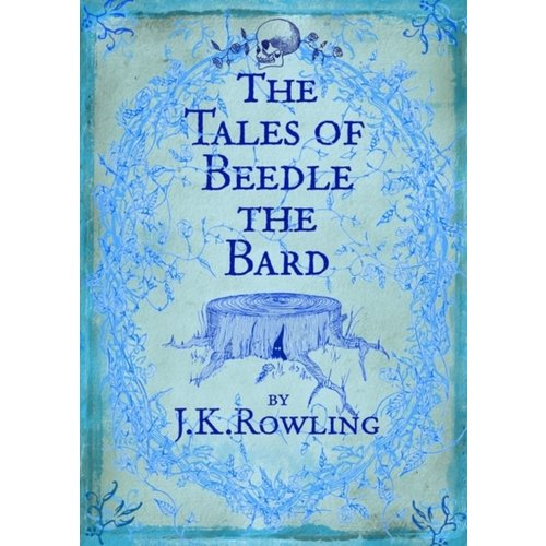 J.K. Rowling The Tales of Beedle the Bard
