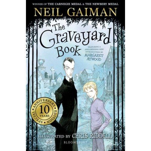 Neil Gaiman The Graveyard Book