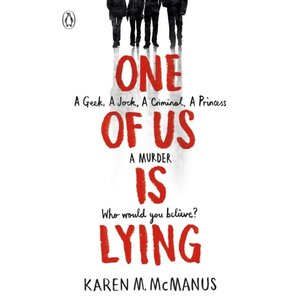 Karen McManus One Of Us Is Lying