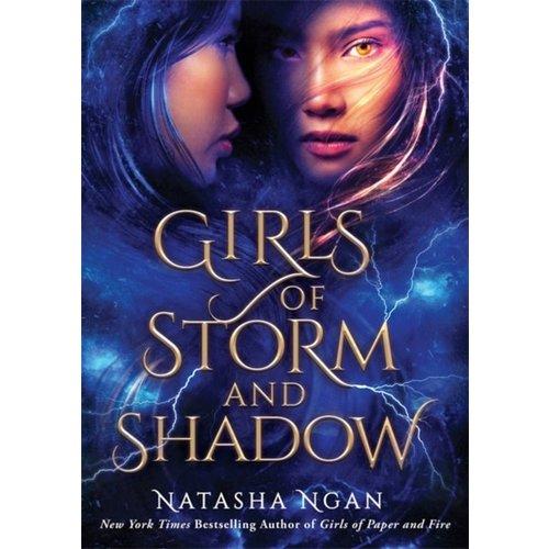 Natasha Ngan Girls of Storm and Shadow