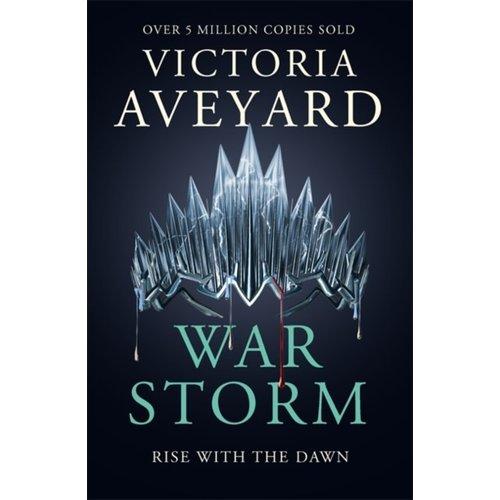 Victoria Aveyard War Storm