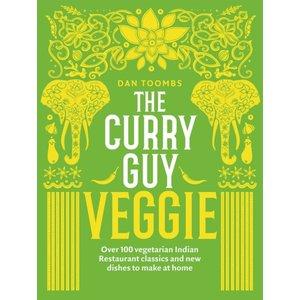 Dan Toombs The Curry Guy Veggie