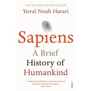 Yuval Noah Harari Sapiens: A Brief History of Humankind