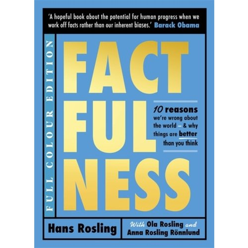 Hans Rosling Factfulness (Illustrated)