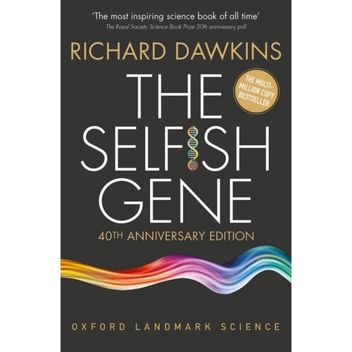 Richard Dawkins The Selfish Gene