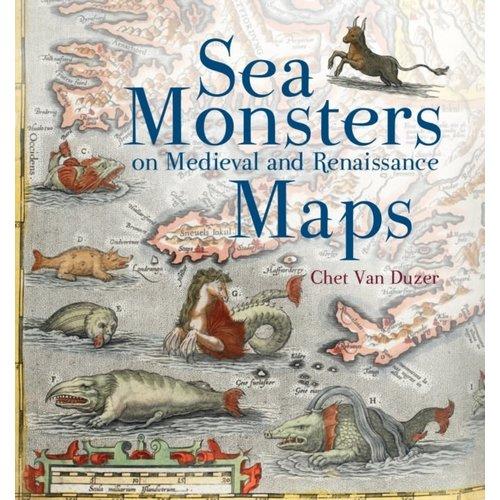 Sea Monsters On Medieval & Renaissance Maps