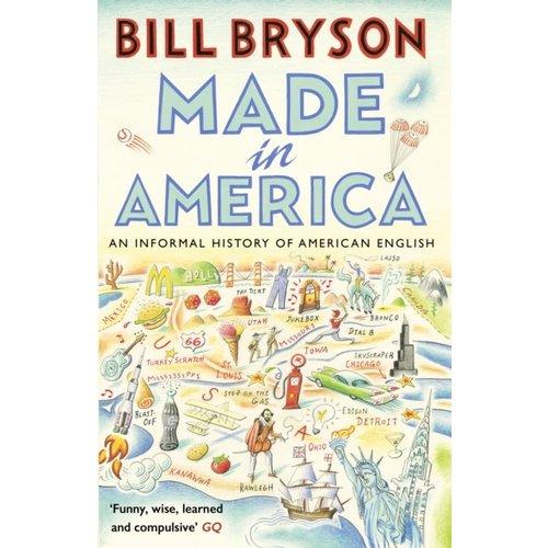 Bill Bryson Made In America