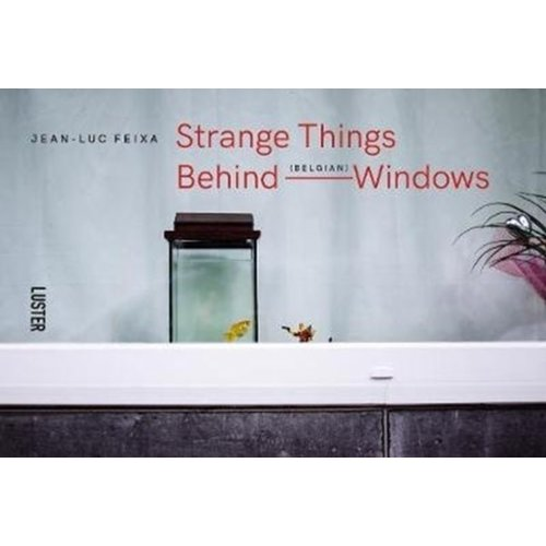 Strange Things Behind Belgian Windows