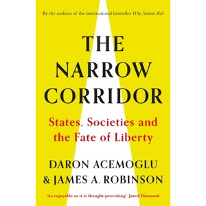 Daron Acemoglu The Narrow Corridor