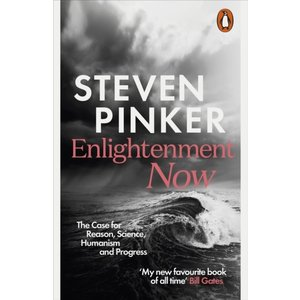Steven Pinker Enlightenment Now