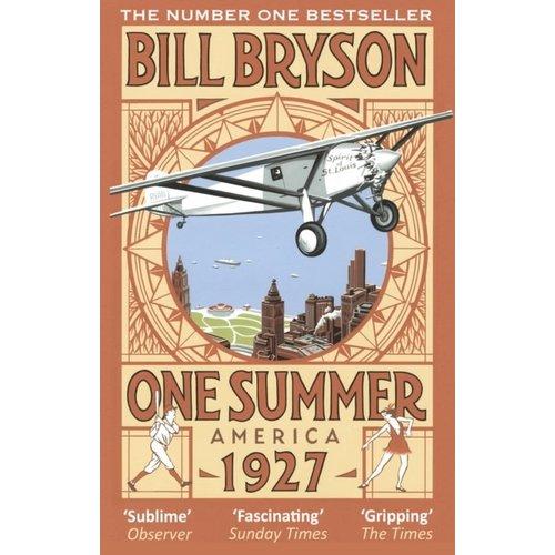 Bill Bryson One Summer America 1927