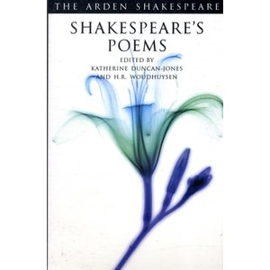 William Shakespeare Shakespeare's Poems (Arden Edition)