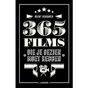 Geert Verbanck 365 films die je gezien moet hebben