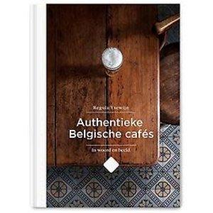 Regula Ysewijn Authentieke Belgische Cafés